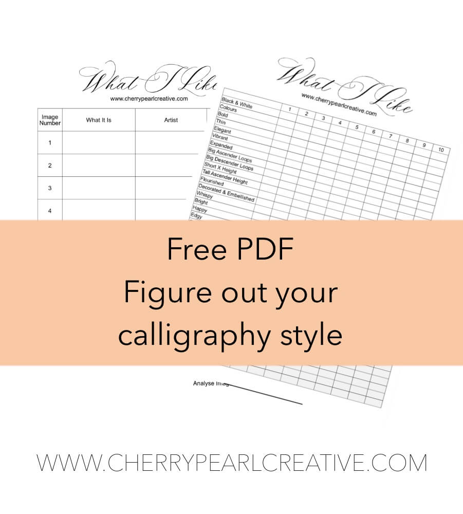 Figure Out Your Style Worksheets PDF