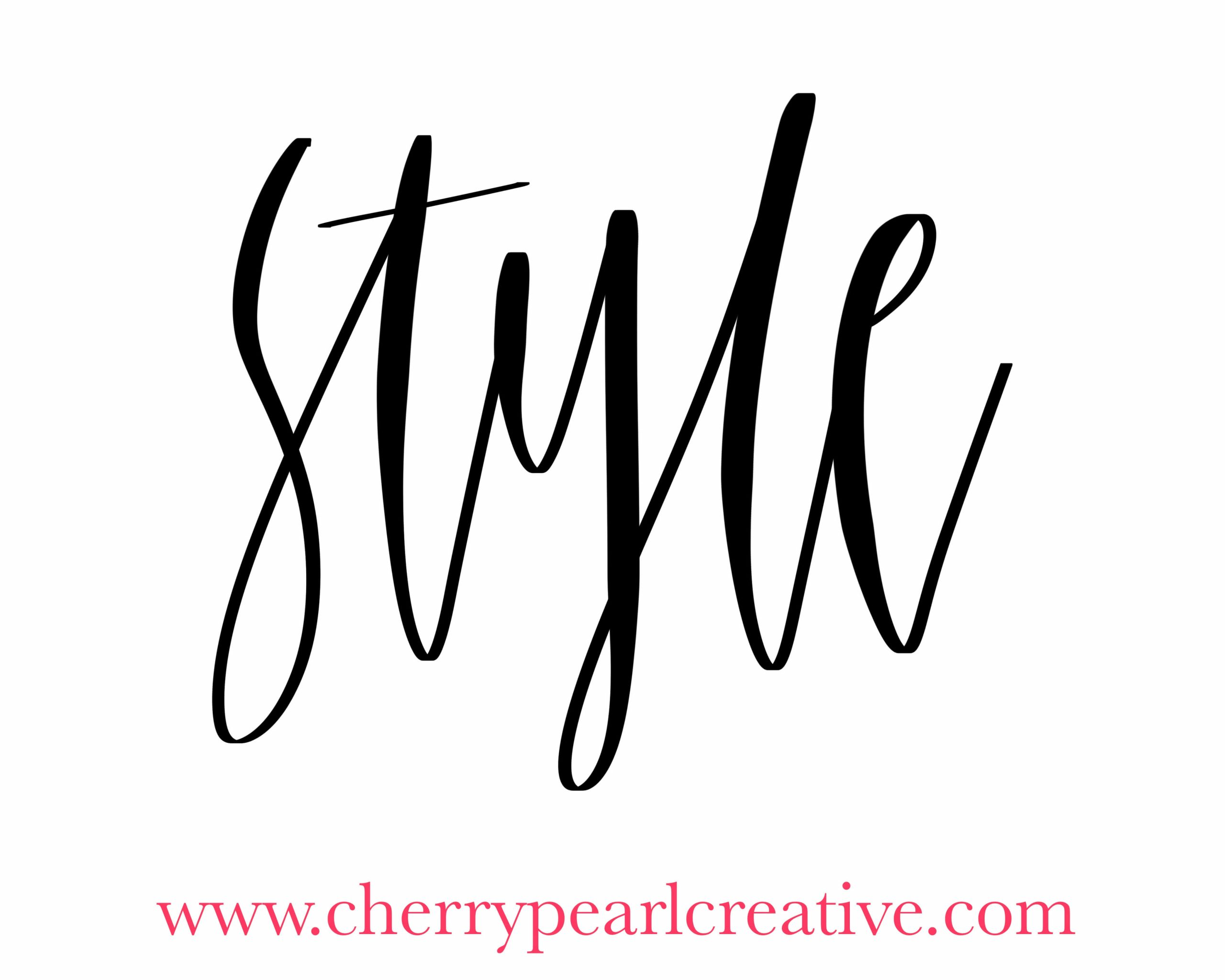 Learn Your Calligraphy Style Analyse Style